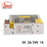 Ad-30b 5V 2A/24V 1A 30W Dual Output Switching Power Supply