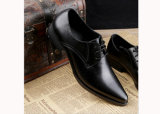 Men Leather Summer Fashion Leather Footwear Shoes