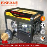 Gasoline Generator Set with 4kw Output Ce for Home Use