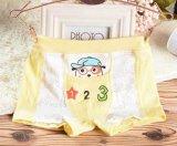 Children Cartoon Printed Boy′s Underwear Boxer Short