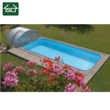 Popular Design Retractable Swimming Pool Cover with Durable Aluminium Frame