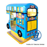 Red London Bus Kiddie Ride Game Machine (ZJ-K33)
