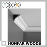 High-Quality Ash Wood Cornice Crown Moulding