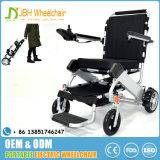 Ce&FDA Approved Folding Lightweight Power Wheelchair