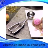 Quality Solid Metal Ice Cream Dipper Ice Cream Spoon