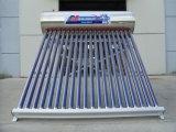 Non Pressure Stainless Steel Vacuum Tube Solar Heater