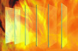 Monolithic Fire Rated Glass