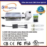 Wholesale 1set of De 630W CMH Electronic Ballast with 315W CMH Bulbs, Grow Light Reflector, Digital Splitter, Heavy Duty Hanger