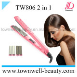 Classic Hair Flat Iron with Tourmaline Interchangeable Plates