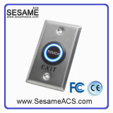 Access Steel Exit Button with Blue LED Light (SB50NT)