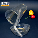 Wholesale Disposable Transparent Plastic Cup Tea Cup Fruit Juice Beverage Cup
