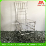 Wholesale Cheap Price Clear Resin Wedding Party Chiavari Chair