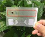 Magnetic Smart Transparent Composite Card