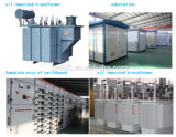 Smart Electronic 50kVA 11kv Oil Immersed Electrical Transformer