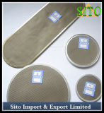 Woven Mesh Disc Stainless Steel Filter Disc
