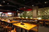 High End Customized Wooden Restaurant Furniture Set (FOH-JRS2)