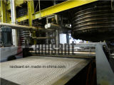 2017 New Granulator with Steel Belt Cooling Distributor Head