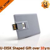 Hot Custom Logo Gift Swivel Card OTG USB Stick (YT-3131)