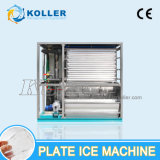 Fishery Plate Ice Making Machinery 3tons/Day