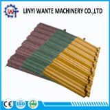 High Quality Building Material Stone Coated Metal Nosen Roof Tile