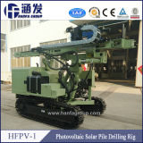 Hfpv-1 Solar Pile Driver for Foundation Project