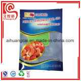 Customized Side Heal Seal Vacuum Plastic Food Bag