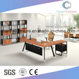 Premium Design Metal Furniture Wooden Desk Office Table