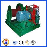 Construction Hoist Parts Winch Have Load 1 Ton