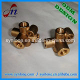 Forging Process Brass Valve Fitting