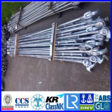 Lashing Rod for Fastening Containers