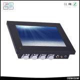 15 Inch Waterproof Embedded Industrial Panel PC