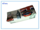 London Big Ben Square Pencil Bag, Stationery Box