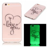 Glow in The Dark Custom Design Printing Plastic Mobile Cell Phone Case Cover