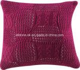 Knit Cardigan Decorative Sofa Throw Pillow Cushion Cover 100% Acrylic