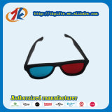 China Supplier Plastic 3D Red and Blue Glasses Toy