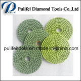 Diamond Polishing Abrasive Pad for Resin Flexible Dry Wet Polishing