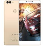 Original Bluboo Dual Camera Cellhone Mtk6737t Quad Core Android 6.0 5.5 Inch Mobile Phone 2g RAM 16g ROM 1920X1080 Pixels Smart Phone Gold