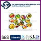 Logo Printed Rubber Bouncing Ball with Paper Card Inside