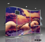 Portable Aluminum Exhibition Stands with Holders