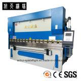 WC67Y-125T/3200 E21 Digital Readout Press Brake Hydraulic Plate Bending Machine