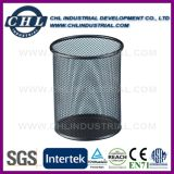 Mini Office Supply Colorful Mesh Wire Pencil Cup for Promotional