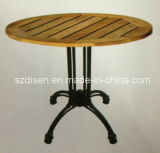 Outdoor Wooden Dining Table (DS-OT634)