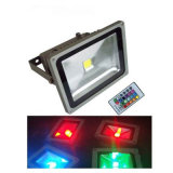 10W Square Garden Uso Projector LED RGB