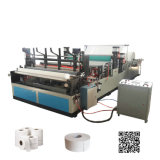 Perforating and Rewinding Toilet Jumbo Roll Paper Making Machinery