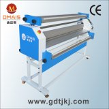 PVC Film Low Temperature Roll Laminator Warm and Cold