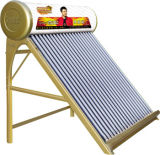 Solar Water Heater with Unpressure