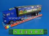 High Quality Friction Toys, Truck Carry 2pull Back Car. Lorry. Big Car. Car Toy (839705)