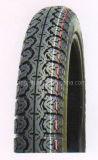 DOT Approved Top Quality Motorcycle Tire (2.50-17, 3.00-17, 3.00-18)