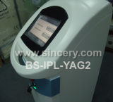 Multi-Function Elight IPL and ND: YAG Laser Beauty Equipment (BS-IPL-YAG2)