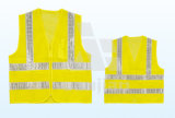 Jy-7003 Road Maintenance Workers High-Visibility Reflective Safety Vest